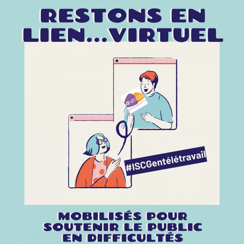 Restons en lien virtuel